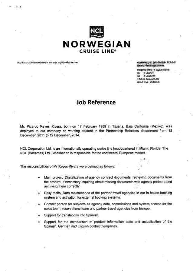 Job Reference NCL (EN)