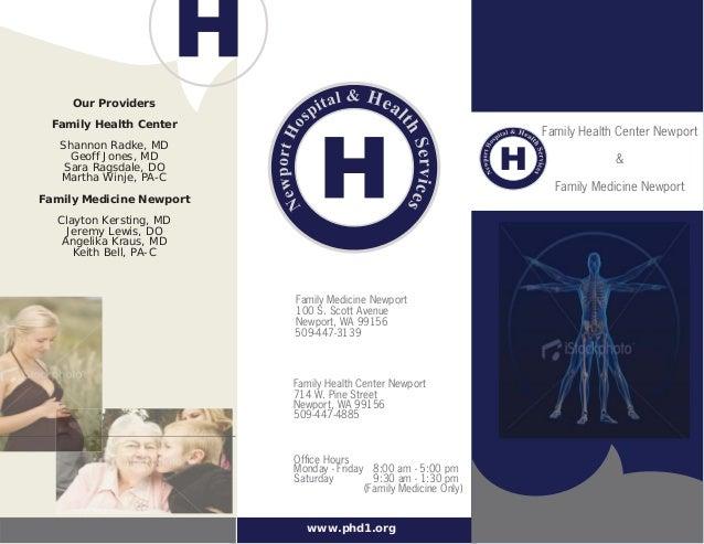 FHC FMN Complete Brochure