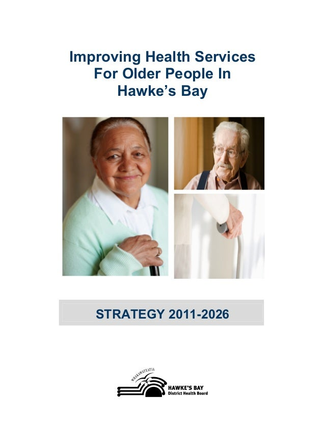 national plan for older person Updated it's own national strategy for older people to accord with that strategy  of government, and the organisation is constantly planning ahead for the future.