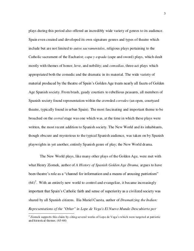new world plays essay  xiii 4