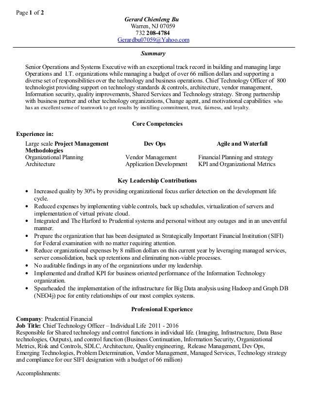 Lillian Lung Resume