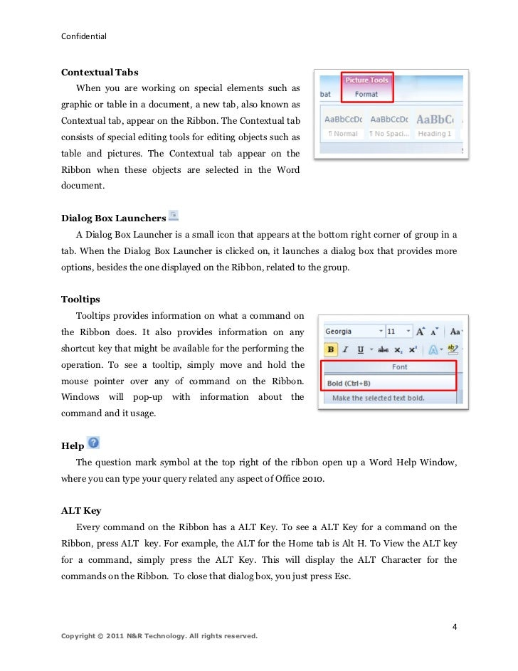 7 Features In Word 2010 You Need To Know