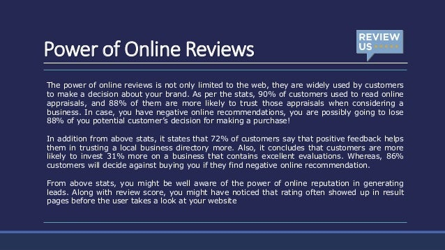 7 Features of Trusted Business Reviews That Will Generate Leads