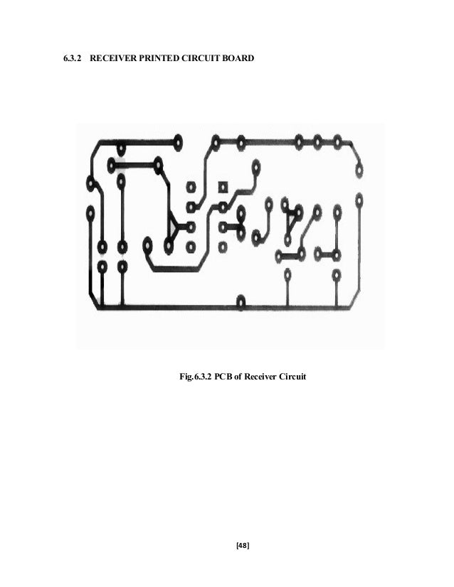 electrical project chandresh report on laser transmitter and receiver u2026