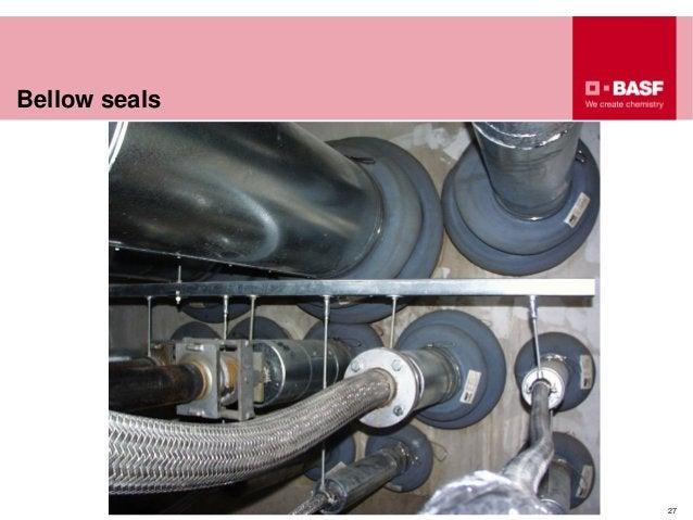 Bellow seals 27