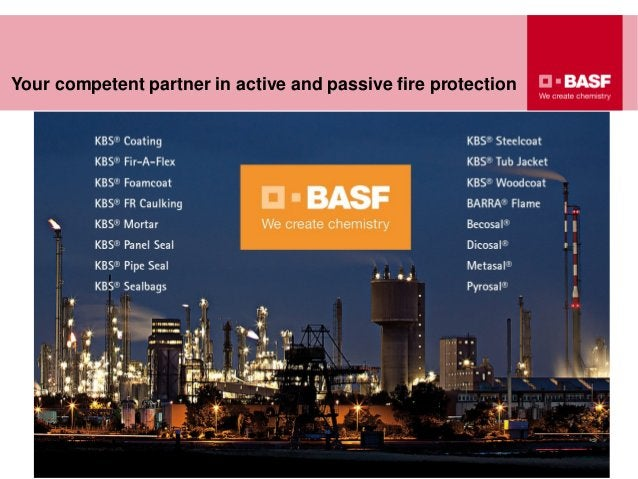 Your competent partner in active and passive fire protection KBS® Coating KBS® Coating