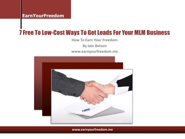 Low cost mlm companies