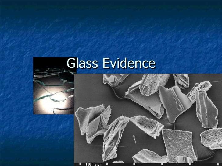 Glass Evidence
