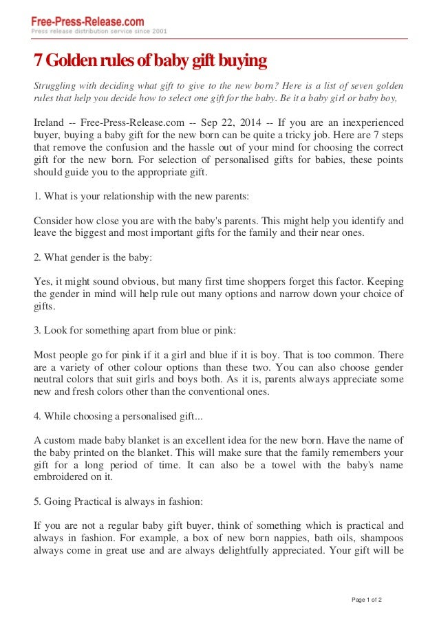 7 golden rules of baby gift buying 1 638gcb1411622010 7 golden rules of baby gift buying struggling with deciding what gift to give to the negle Image collections
