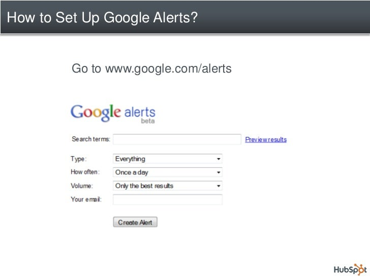 Next Steps For You:               1.   Pick a few industry terms               2.   Set up Google Alerts for them         ...