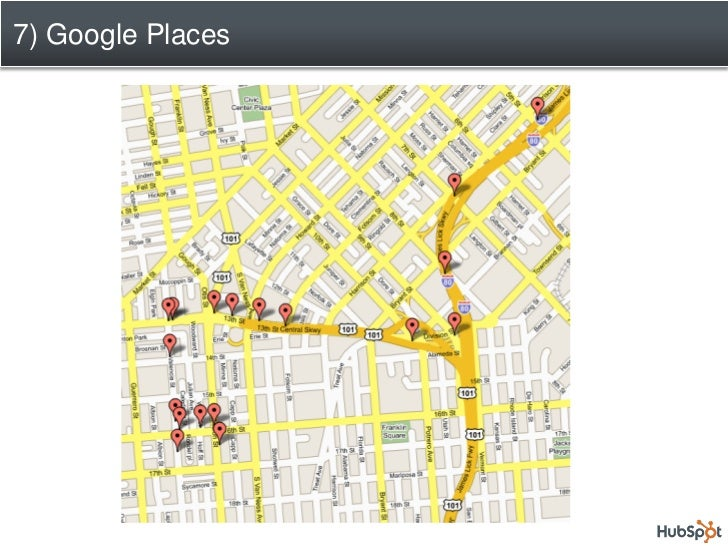 Why Are Google Places Important?     Get on the 1st Page     of Search Engine     Results!     1. Gain More Visibility    ...