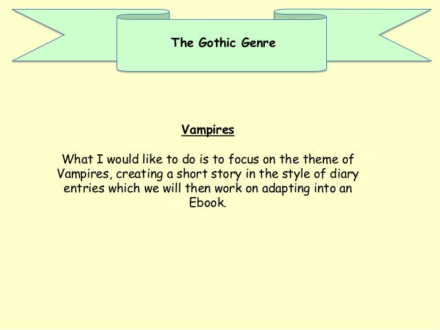 gothic stories Complete summary of gothic literature enotes plot summaries cover all the significant action of gothic literature.