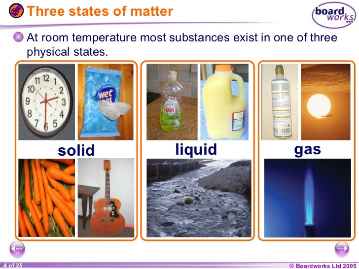 Substances That Are Gases At Room Temperature