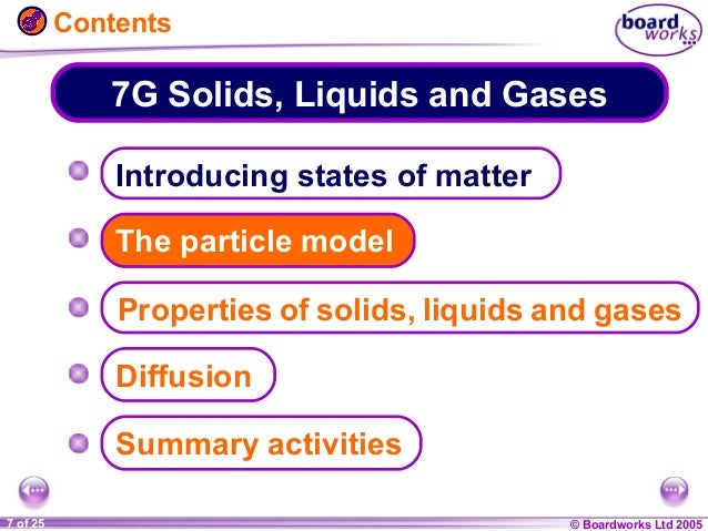 What Substances Are Gases At Room Temperature