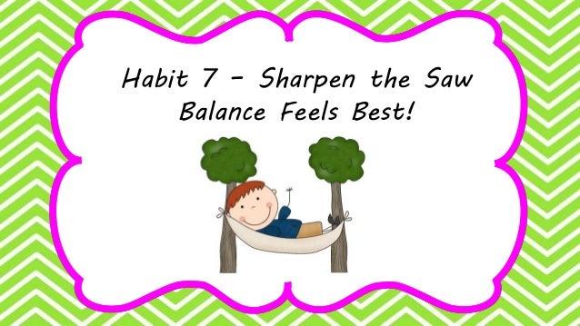 7 habits basic info for webpage