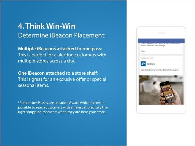 5. Seek First to Understand, then to be Understood: Don't Reinvent - Add Mobile Wallet Promotions to a Campaign you are Cu...