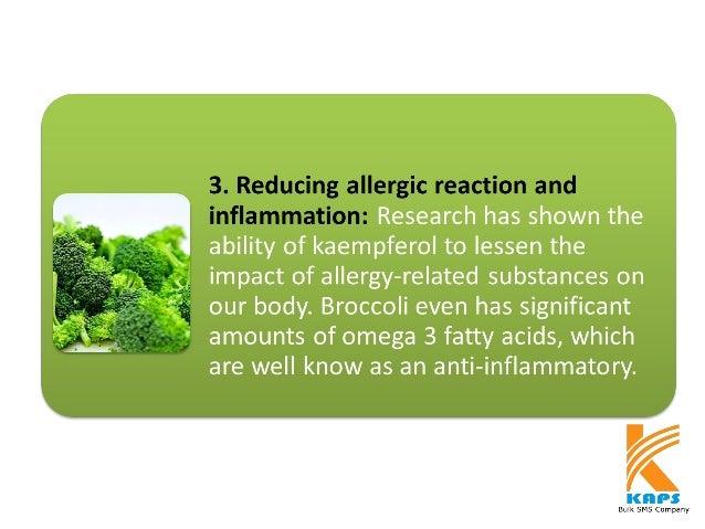 7 Health Benefits of Broccoli
