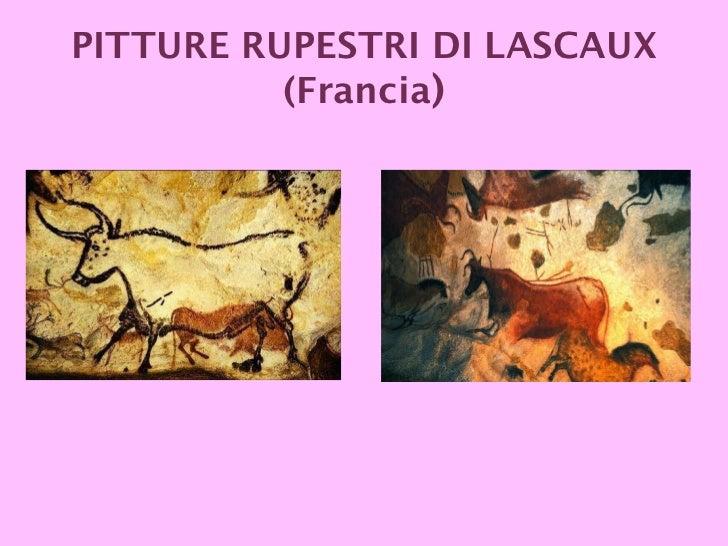 PITTURE RUPESTRI DI LASCAUX (Francia )