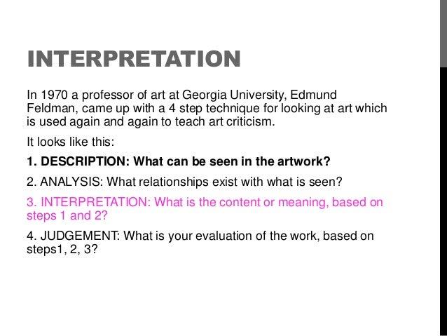 this interpretation