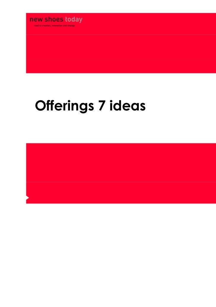 Offerings 7 ideas