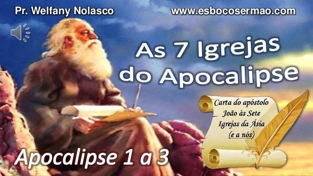 Pr. Welfany Nolasco www.esbocosermao.com