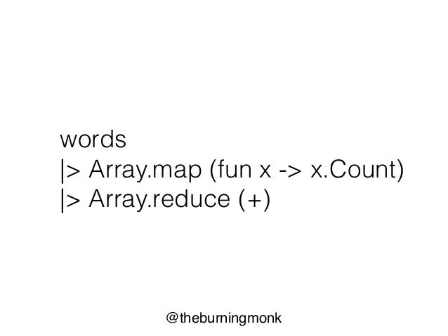 @theburningmonk http://bit.ly/1ZpAByu When x, y, and z are great variable names