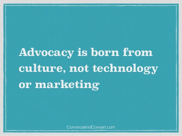 7 Ingredients for Employee Social Media Advocacy Slide 3