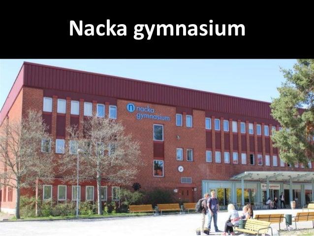 Nacka gymnasium
