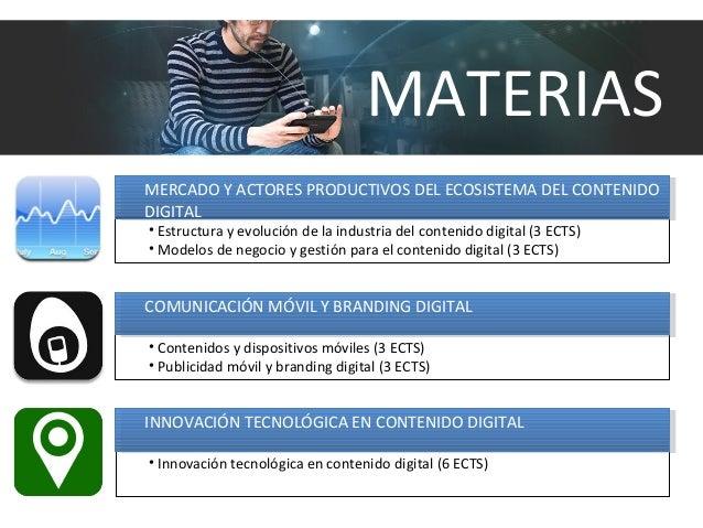 MERCADO Y ACTORES PRODUCTIVOS DEL ECOSISTEMA DEL CONTENIDO DIGITAL • Estructura y evolución de la industria del contenido ...