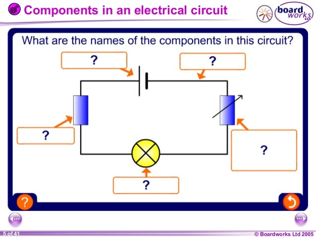 7 j electrical circuits (boardworks)