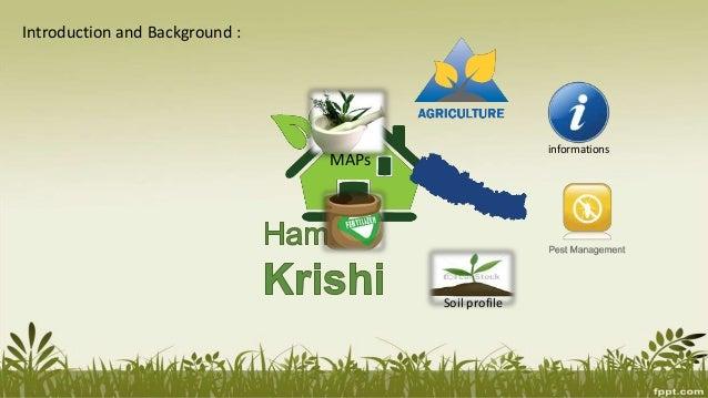 Hamro Krishi Slide 2