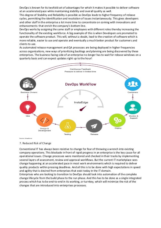 7 Key Benefits Of Devops Certification Training
