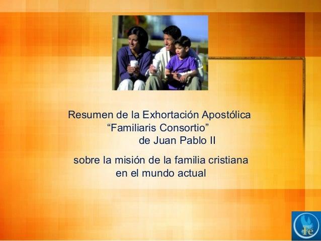 La misión de la familia Slide 2