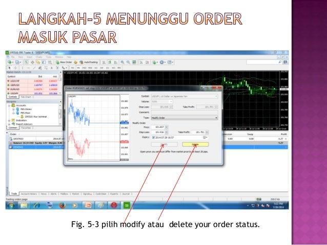 Cara memulai trading forex online