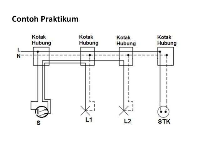 Wiring Diagram Instalasi Listrik : Latihan soal instalasi listrik