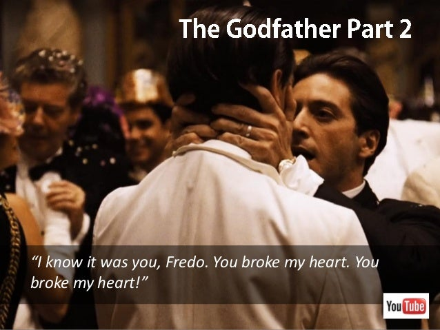 I know it was you fredo quote