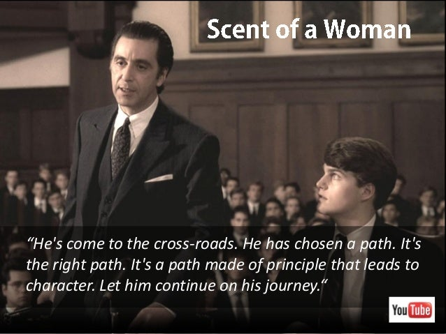 Great Movie Moments 7 Life Lessons From Al Pacino