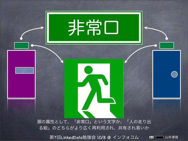 第7回 Linked Data 勉強会 @yayamamo Slide 3