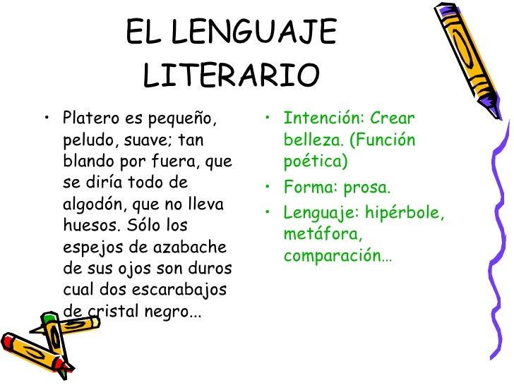 7.Los Textos Literarios Slide 3
