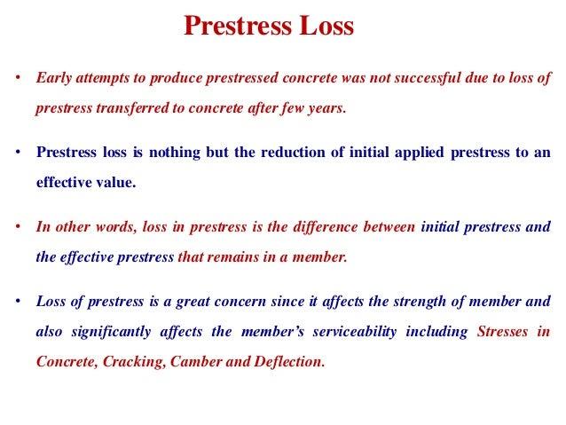 prestressed concrete lecture notes pdf