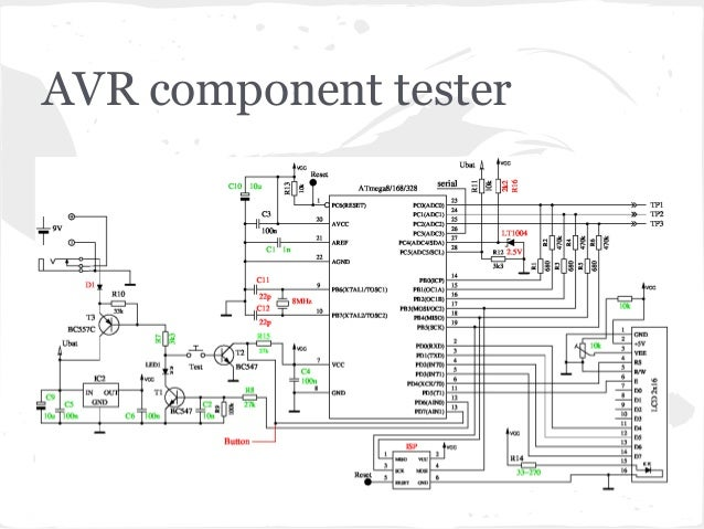 Cheap, good, hackable tools from China: AVR component tester
