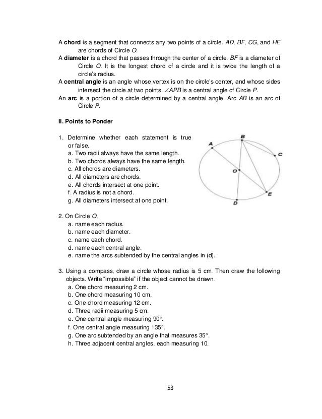 math unit lm arcs and chords worksheet answers math best free printable worksheets. Black Bedroom Furniture Sets. Home Design Ideas