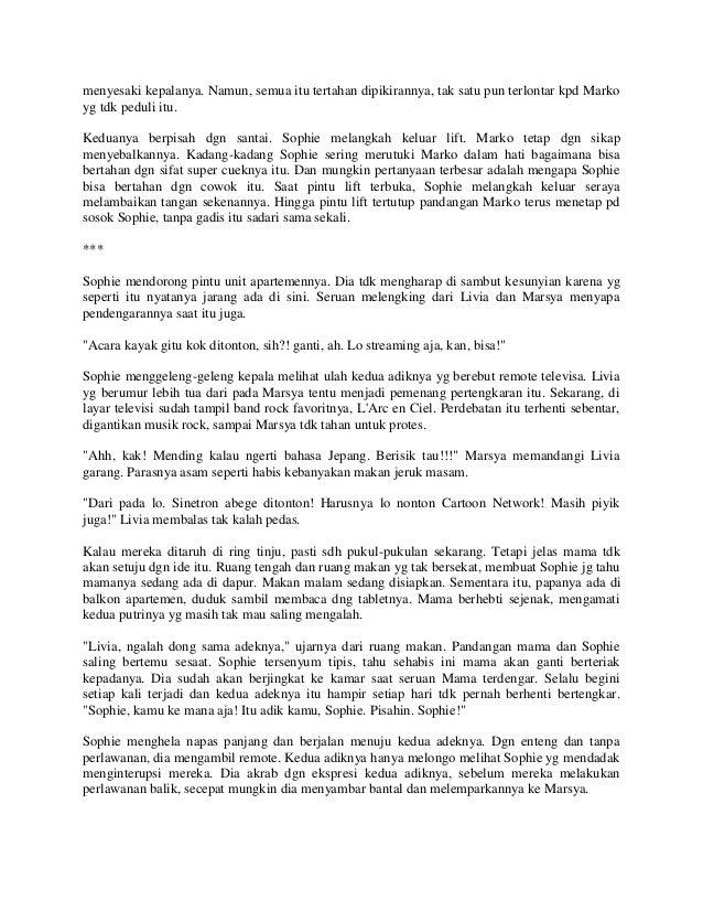 7 Misi Rahasia Sophie Aditya Yudis