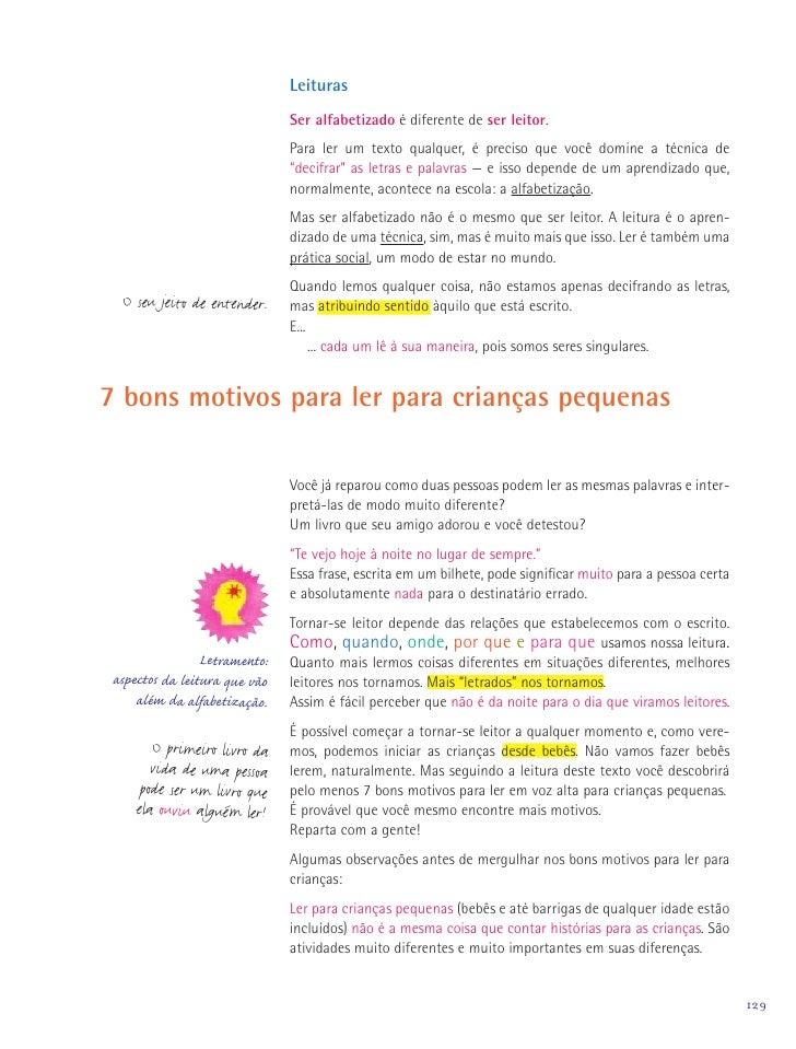 86a37b8507 Porque sim não é resposta  7 bons motivos para ler para crianças pequ…