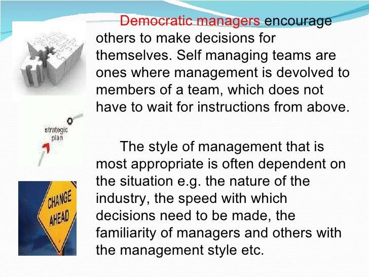 7 M's of Management