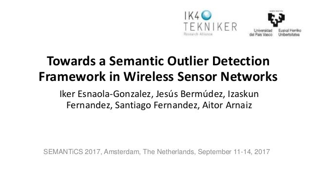 Session 5.6 towards a semantic outlier detection framework