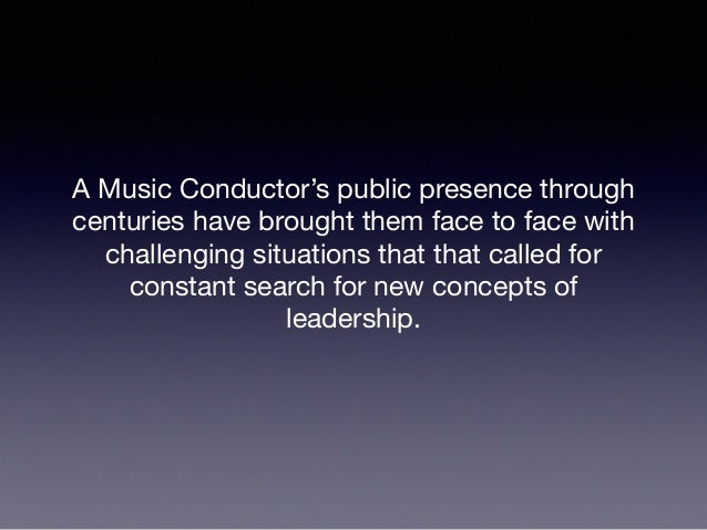 7 Music & Leadership Quotes To Inspire You  Slide 2