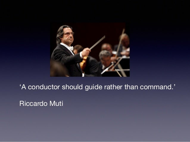 7 Music & Leadership Quotes To Inspire You  Slide 3