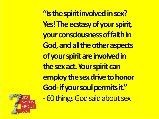 Things god said about sex, amateur video upload adult