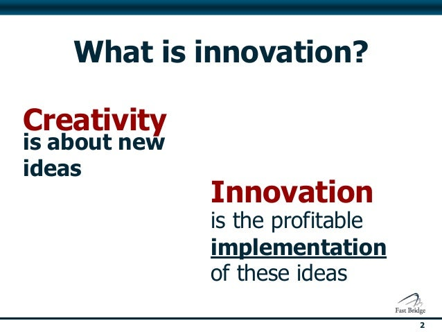 7 myths of business innovation Slide 2